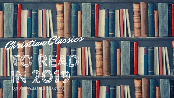 books to read in 2019 christian